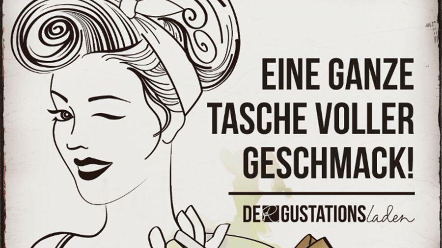 Dergustationsladen Coverbild Marlene Schatz und Roman Gruber