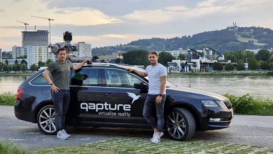 Qapture Daniel Höller & Dominic Koll