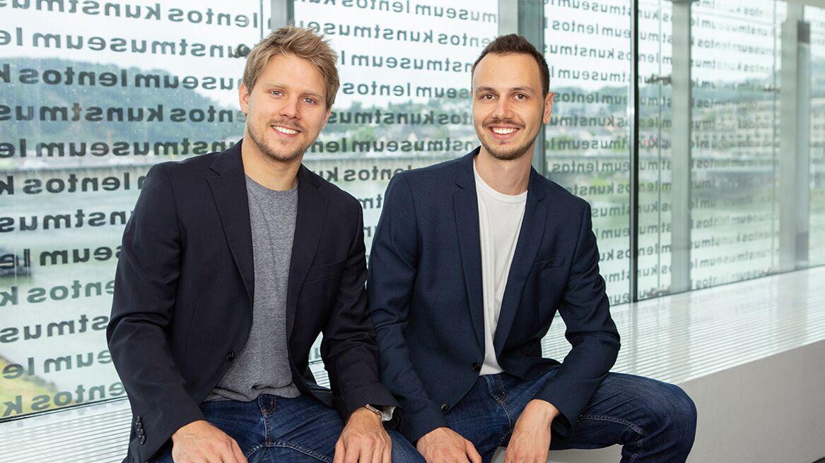 Coverbild Lukas und Mathias – die Gründer von Vereinsplaner