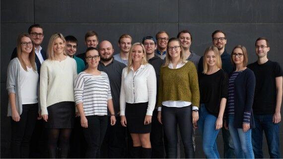 Coverbild Behrens und Presono Team